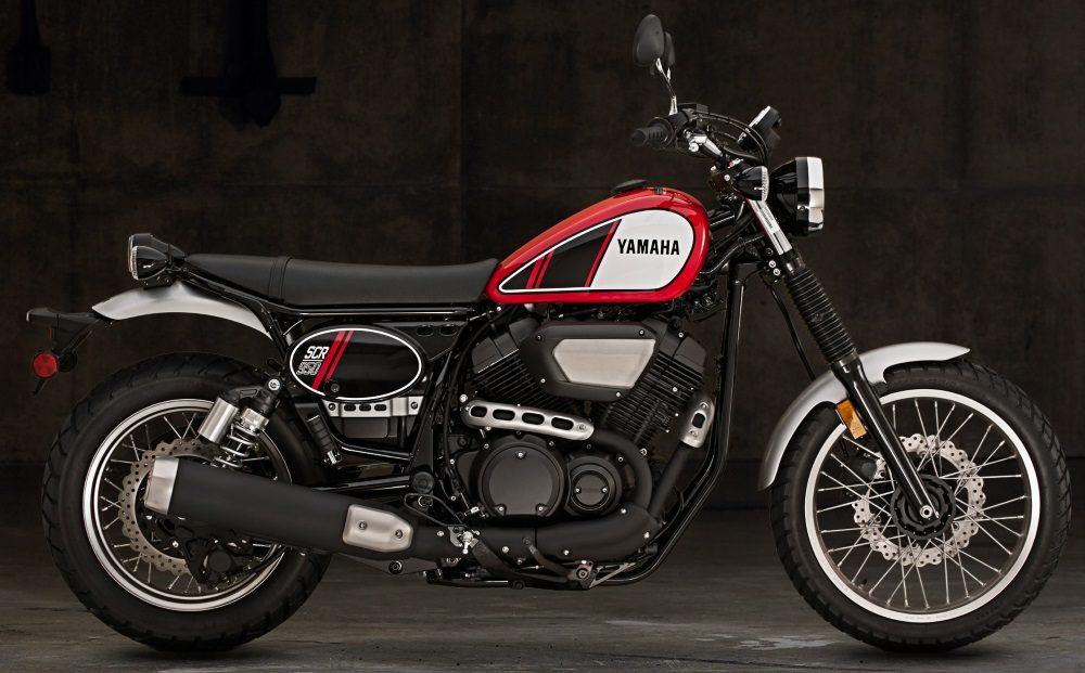 2010er Yamaha SCR950