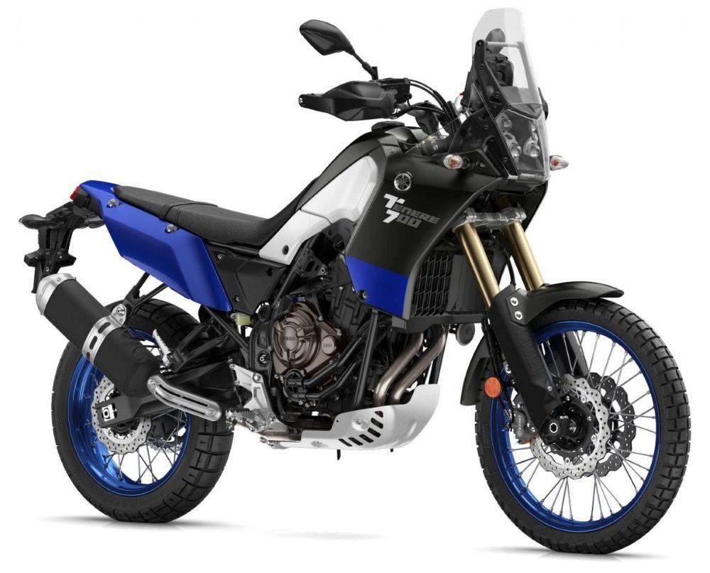 2010er Yamaha Tenere 700