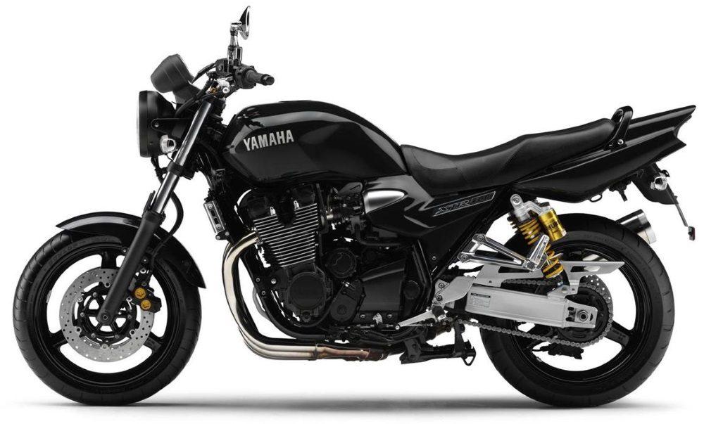 2010er Yamaha XJR1300