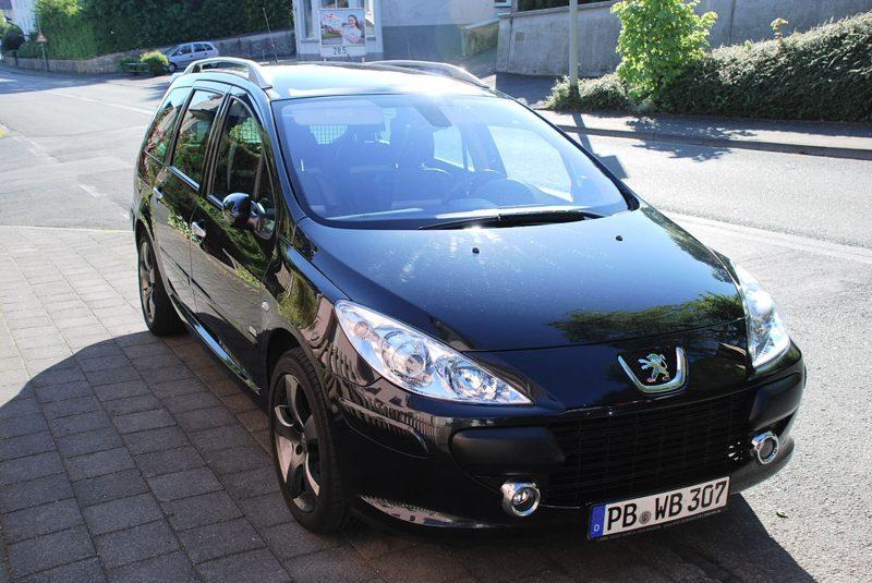 2012 Peugeot 307b