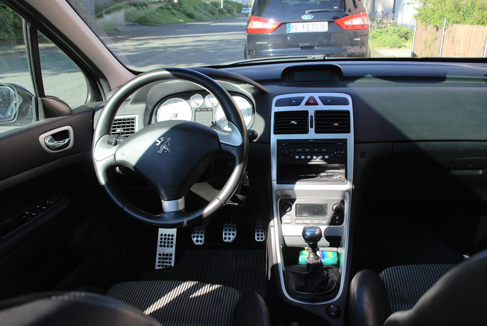 2012 Peugeot 307l