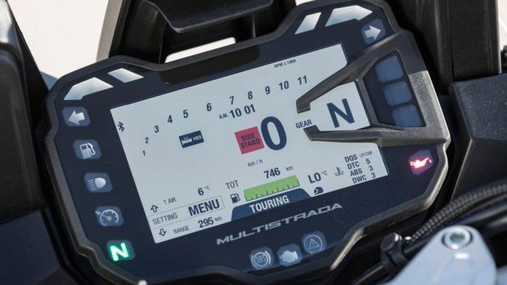 2018er Ducati Multistrada 1260S TFT
