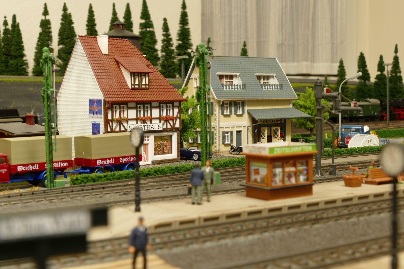 Bahnhofstraße Brilon-Wald