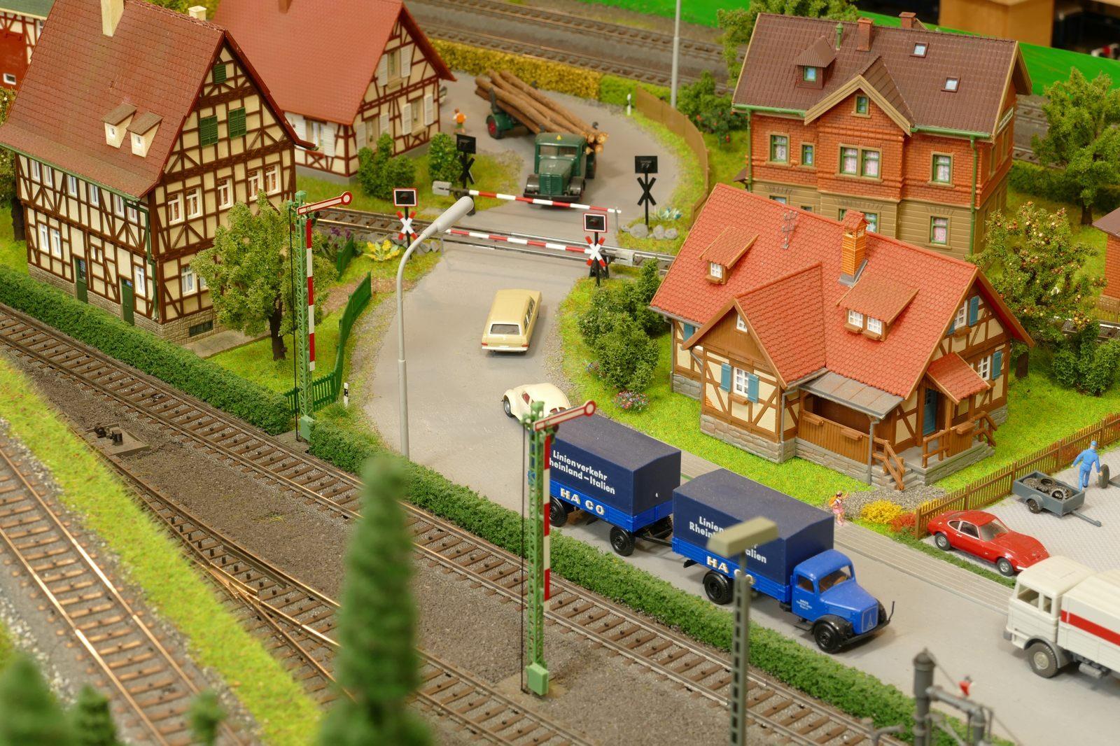 Bahnübergang Bahnhofstraße