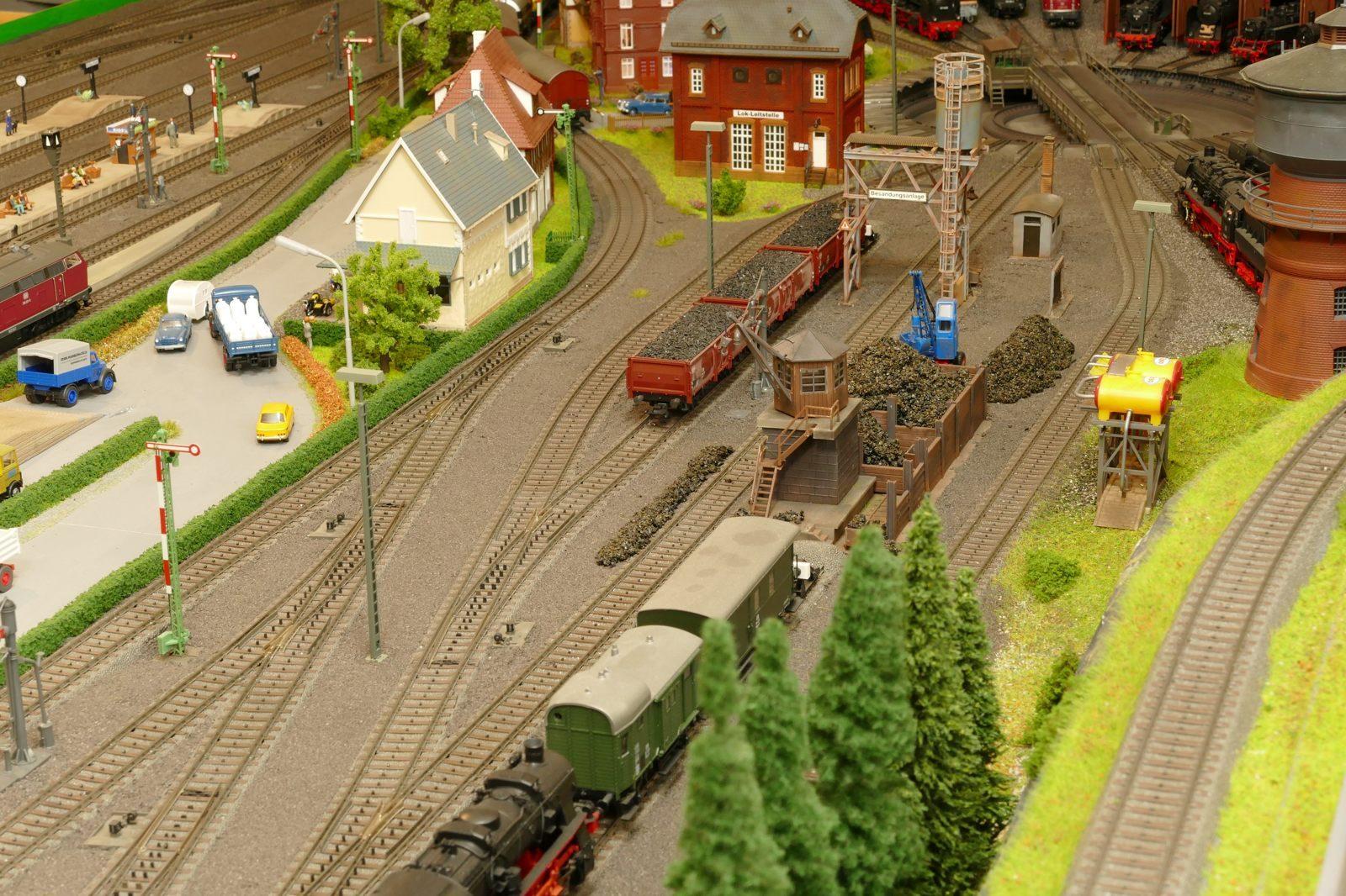 Brilon-Wald und Güterbahnhof