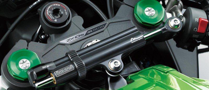 2019er Kawasaki ZX10RR Lenker