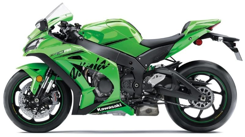 2019er Kawasaki ZX10RR links