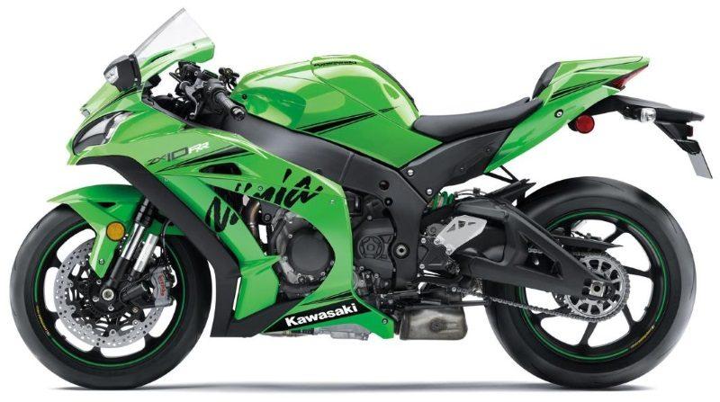 2019er Kawasaki ZX10RR links