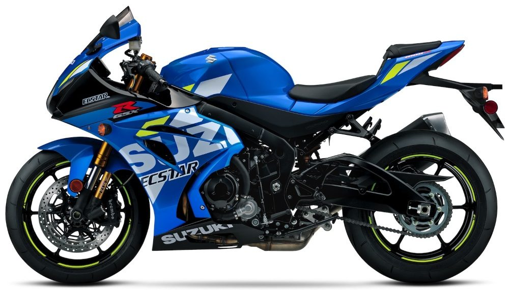 2019er Suzuki GSX-R1000 links