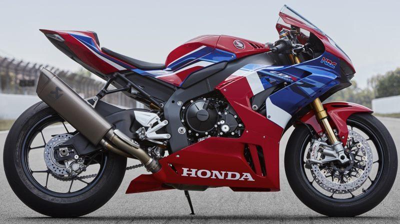 2020er Honda CBR1000RR rechts2_0800