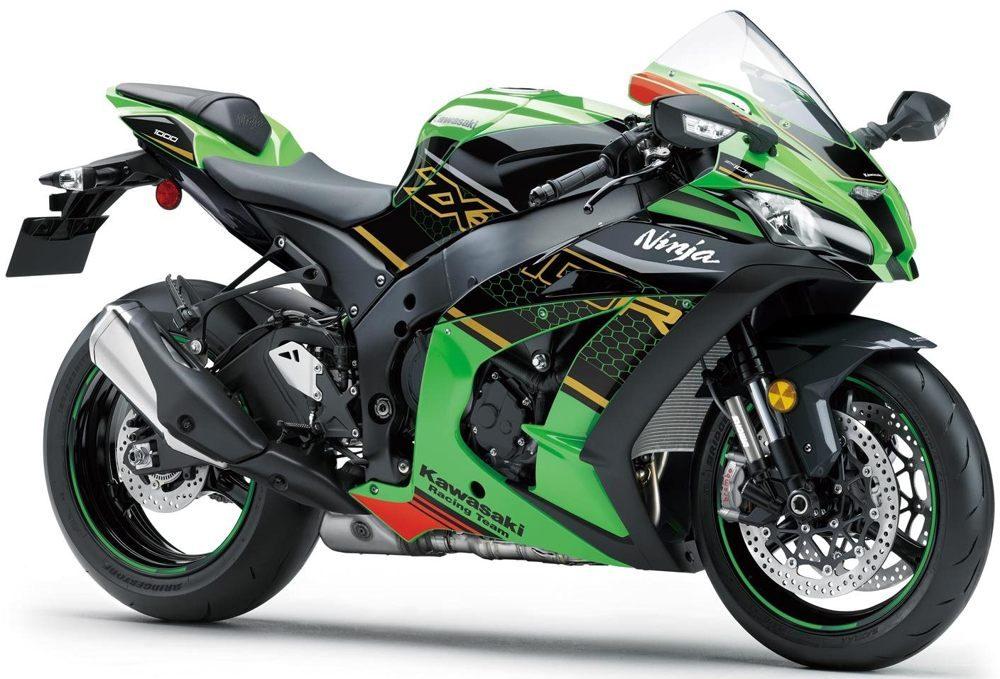 2020er Kawasaki ZX10R KRT_1000