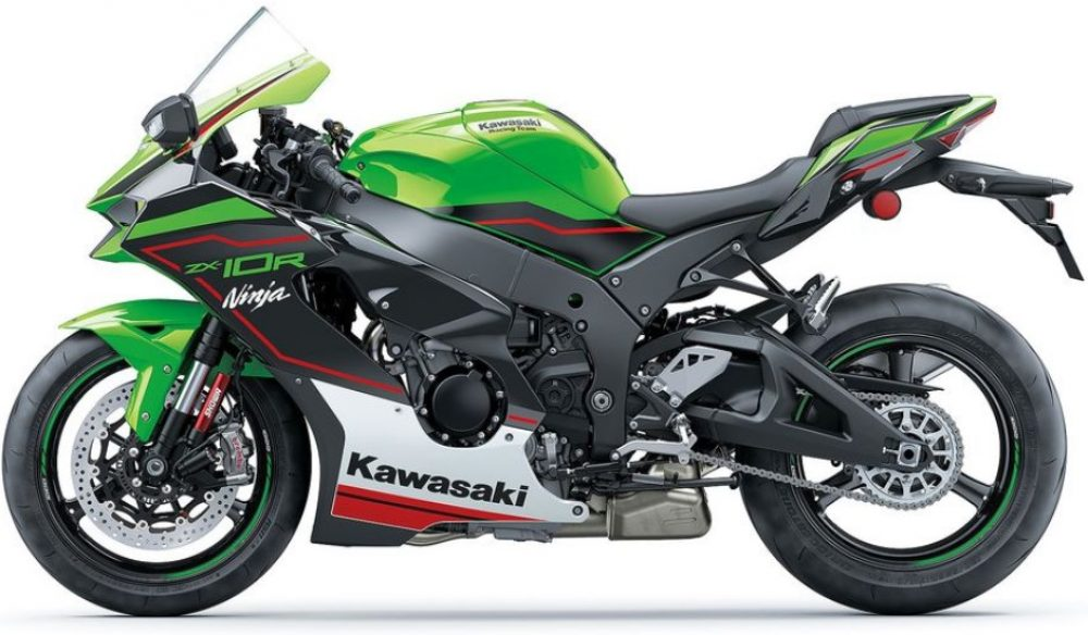 2021er Kawasaki ZX10R links