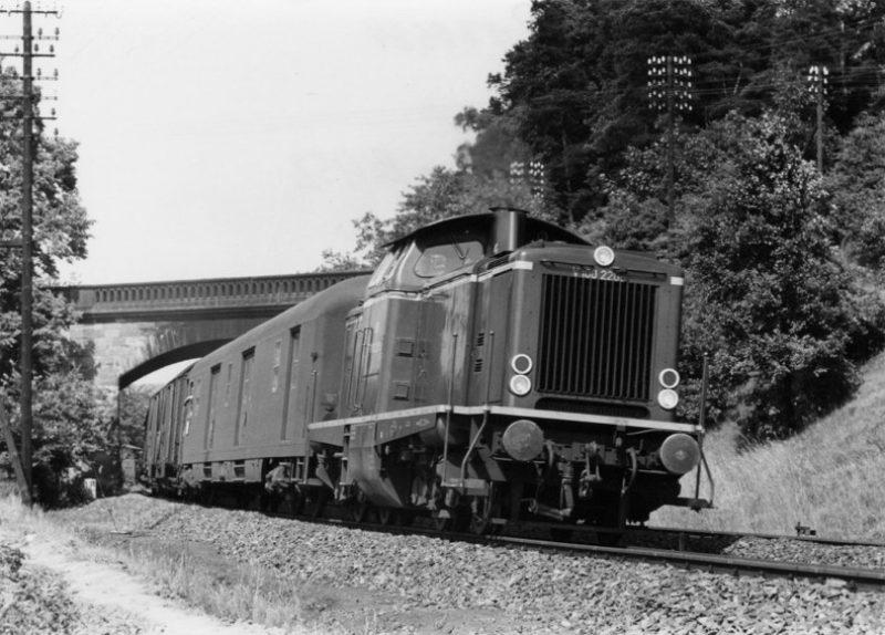 20b E452 19640613 bei Marburg JAB