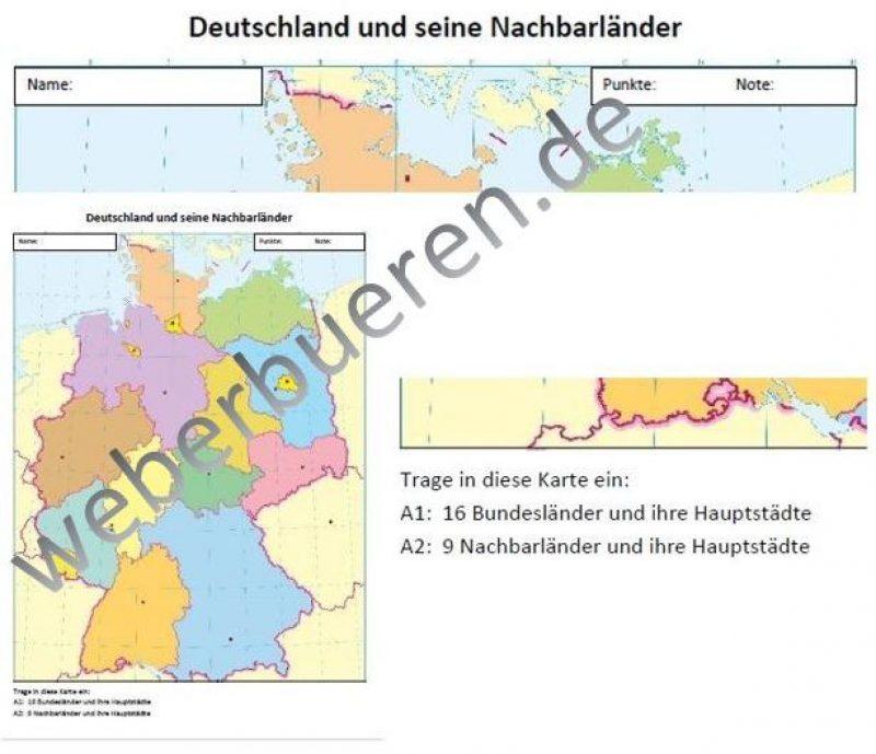 AK Deutschland Übersicht