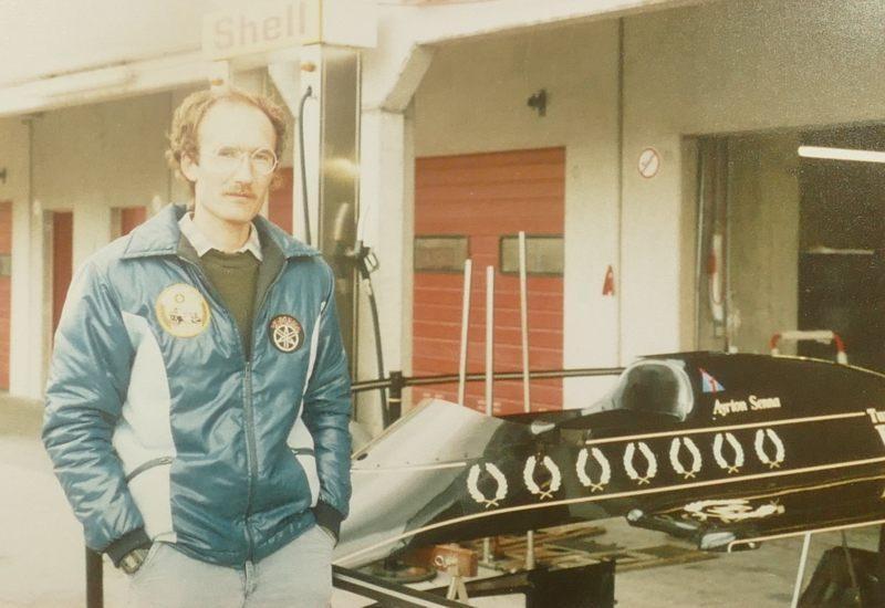 Ayrton 1986 GP D1