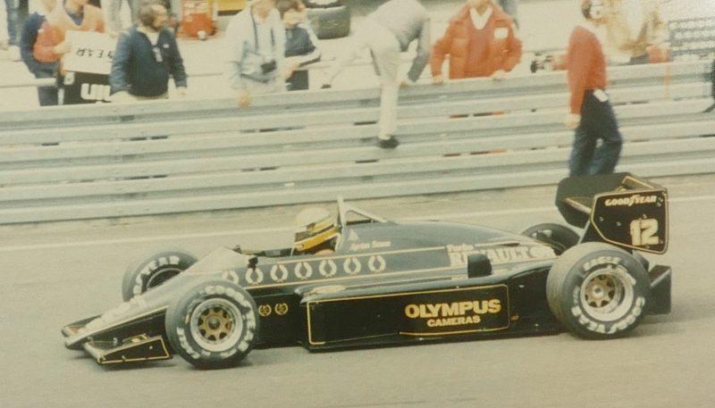 Ayrton 1986 GP D2