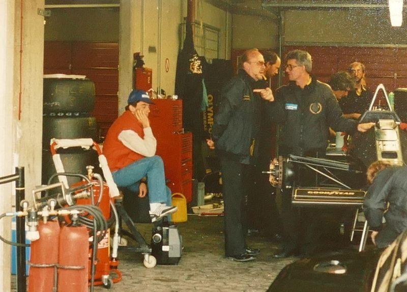 Ayrton 1986 GP D4
