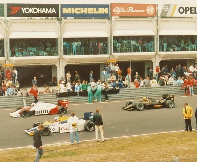 Ayrton 1986 GP D5
