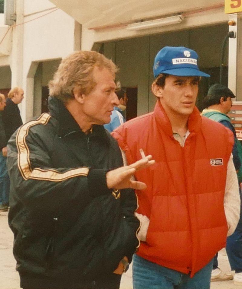 Ayrton 1986 GP D6