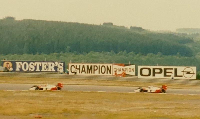 Ayrton 1991 GP B