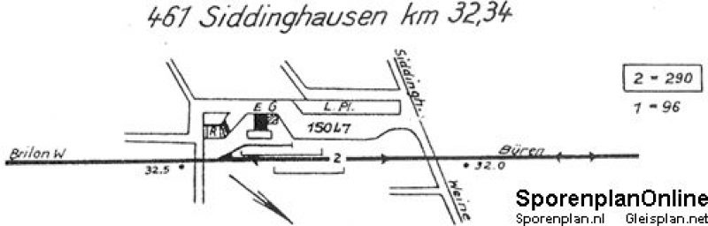 B00 Gleisplan1_Siddinghausen