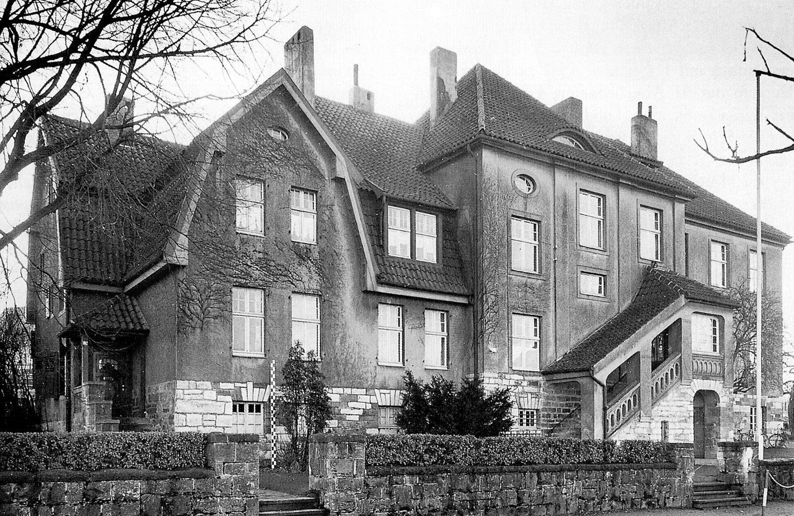 BS 1950 Knabenschule