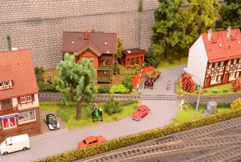 Brilon-Wald: Bahnübergang