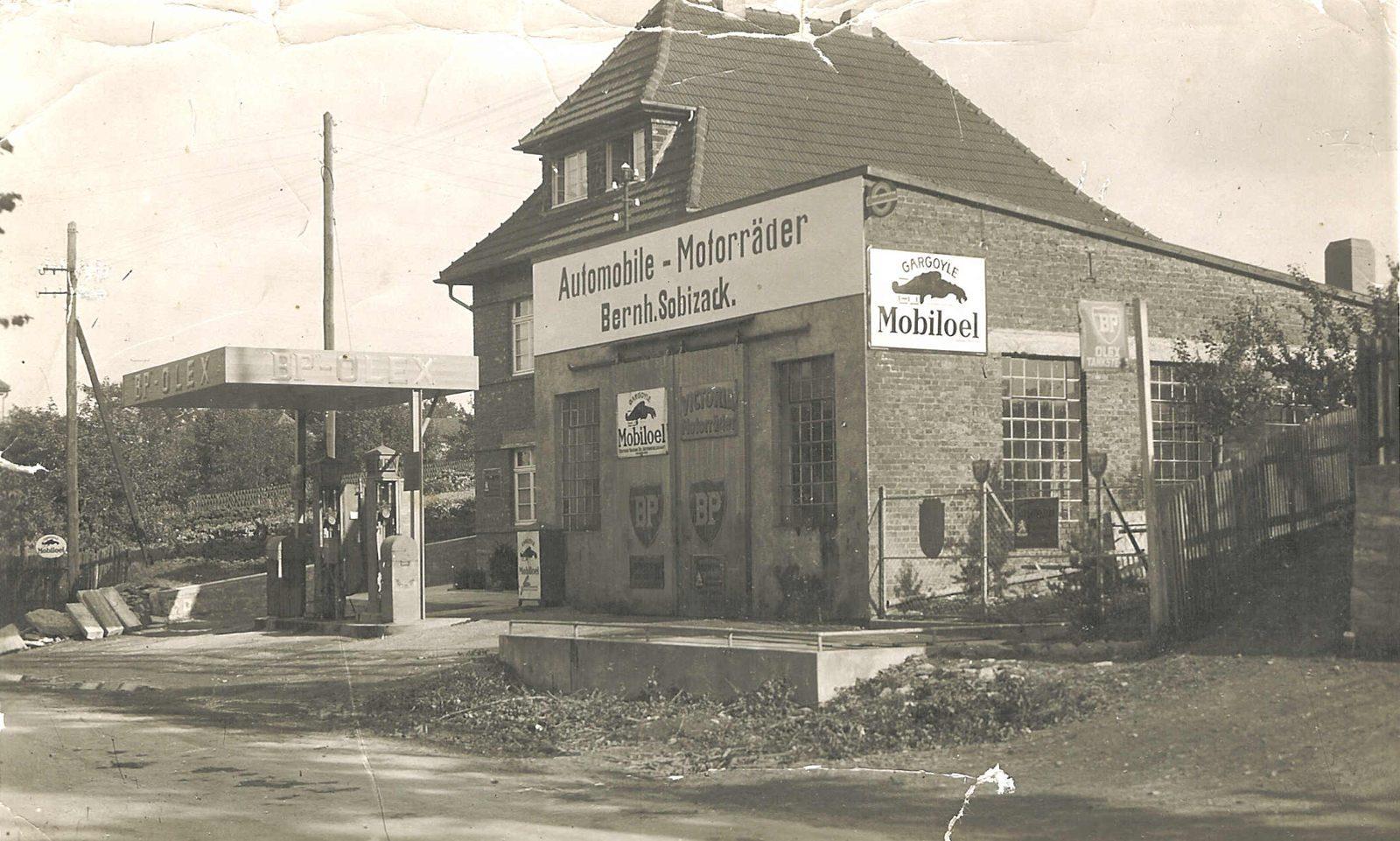 Briloner Straße 1938 Sobizack
