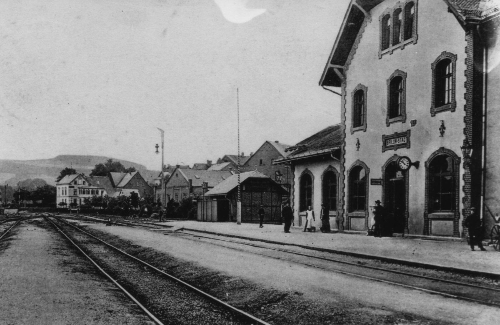 E01 Brilon Bahnhof (J.Kolmberger)