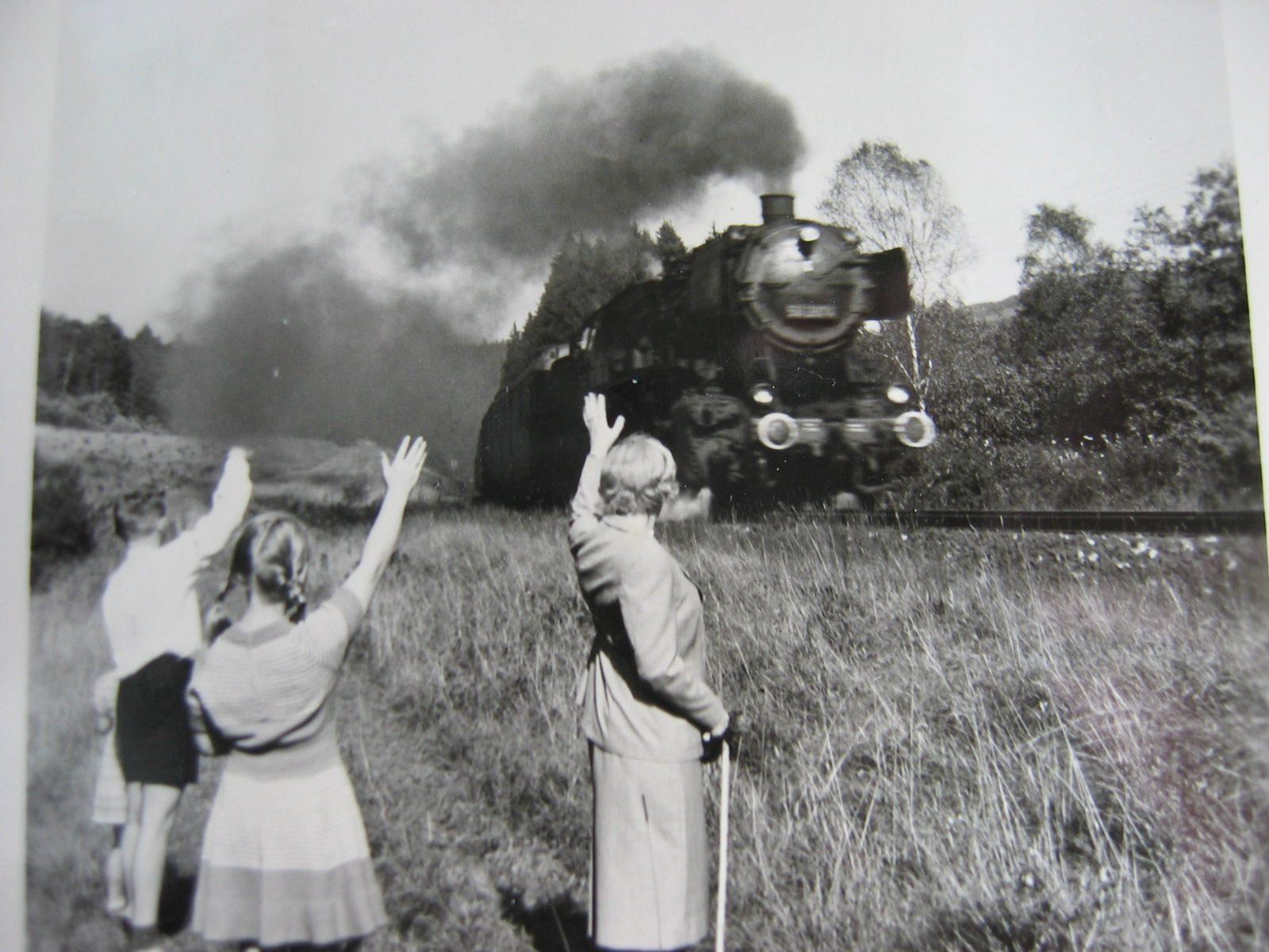 E452 BR50 ca1956 bei Ringelstein ElmarSchulte