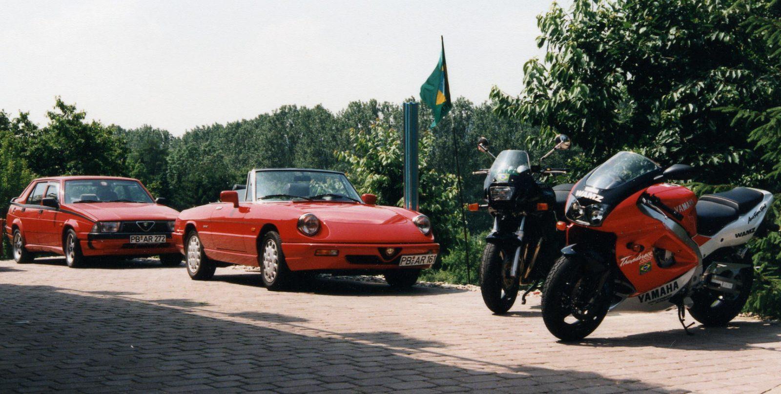 G1996 FW 4 Fahrzeuge