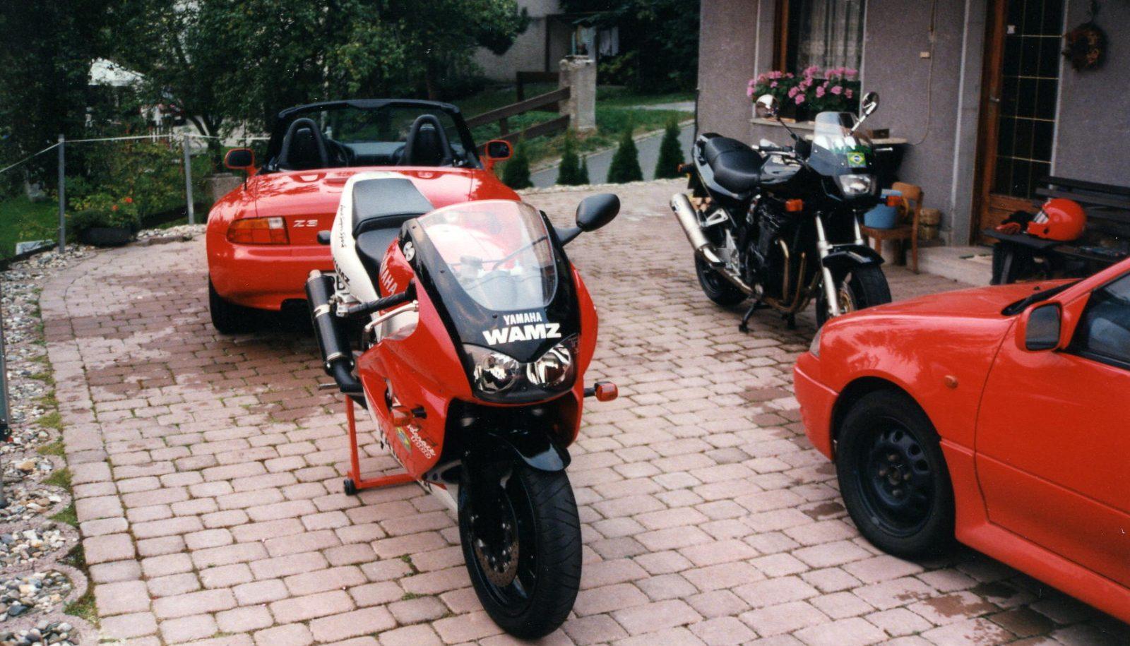 G1997 FW 4 Fahrzeuge