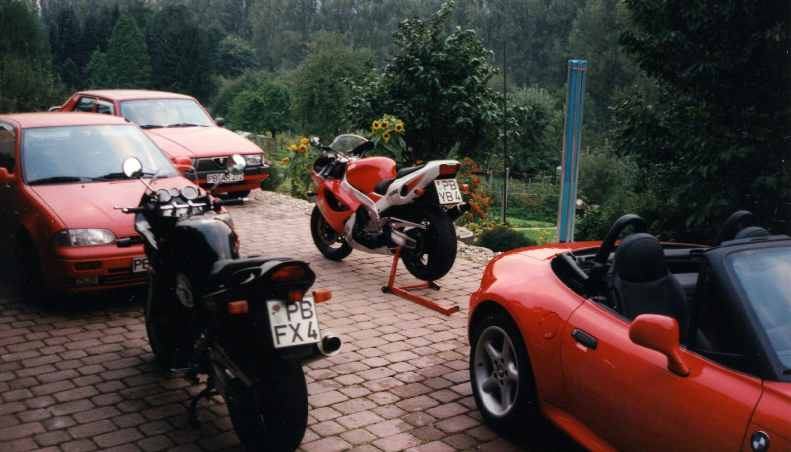 G1997 FW 5 Fahrzeuge