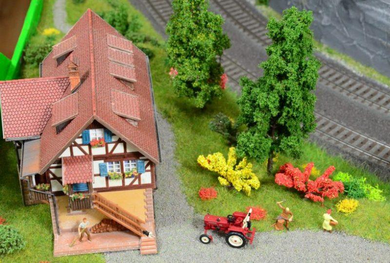 Abgelegener Bauernhof