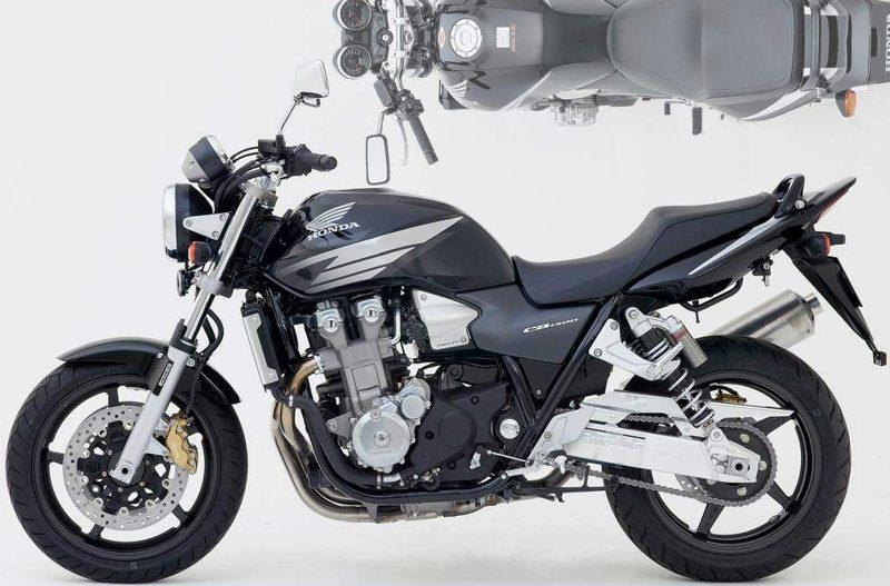 Honda CB1300 2012