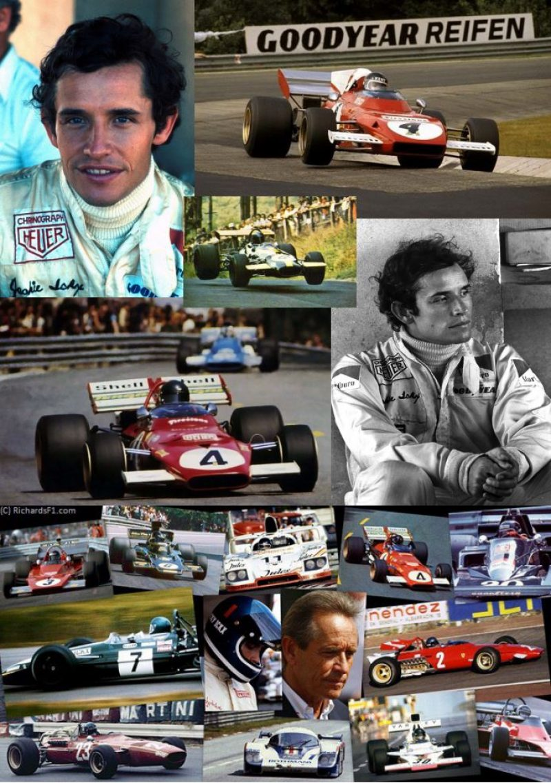 Ickx Collage