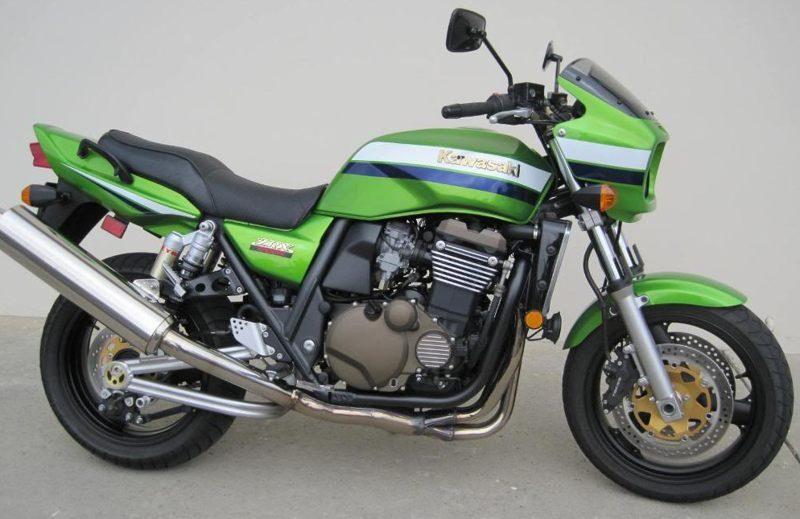 Kawasaki ZRX1200R 2005
