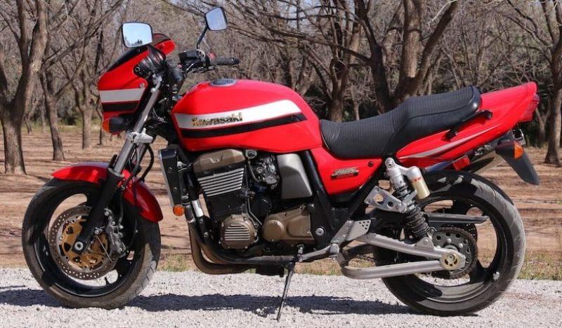 Kawasaki ZRX1200R 2005c