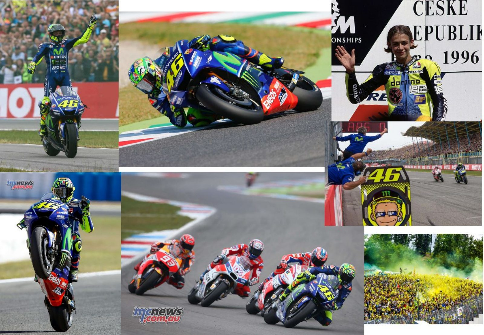 Rossi Collage quer
