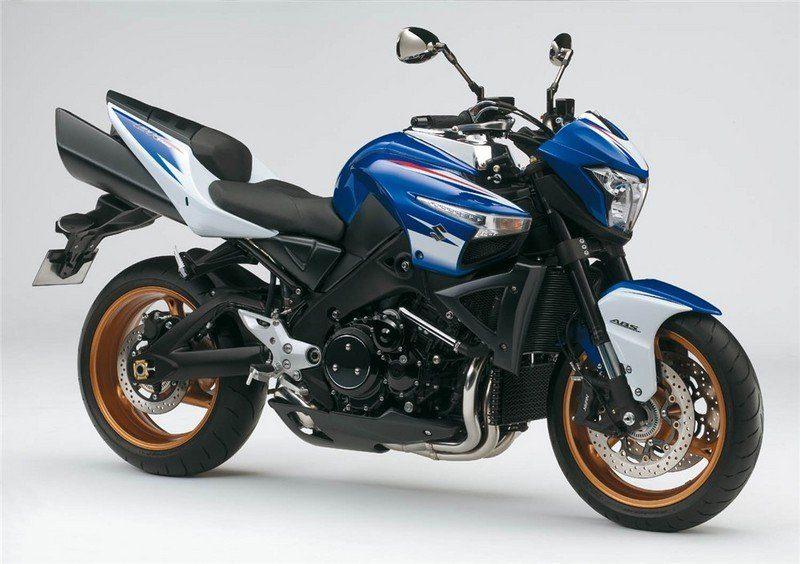 Suzuki B-King B 2010