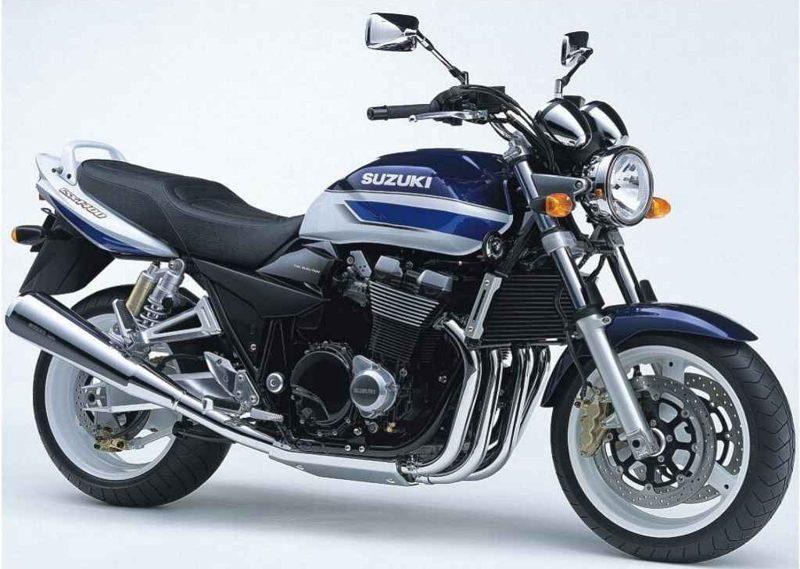Suzuki GSX1400 A