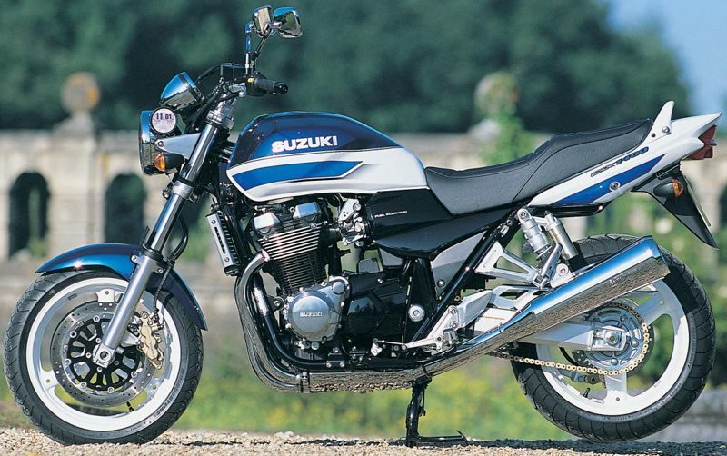 Suzuki GSX1400 B 2002