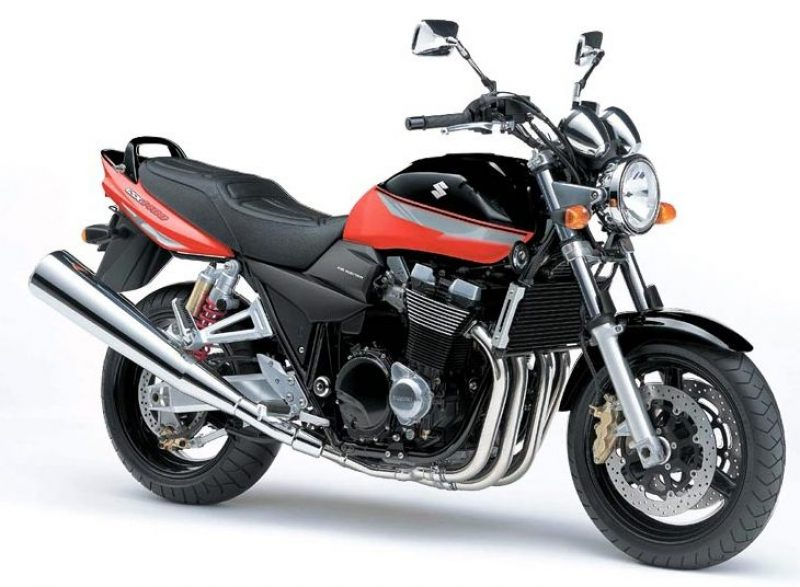 Suzuki GSX1400 C 2006