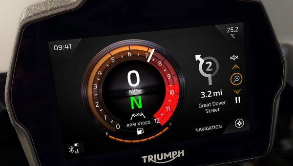 Triumph Speed Triple 1200 RS5
