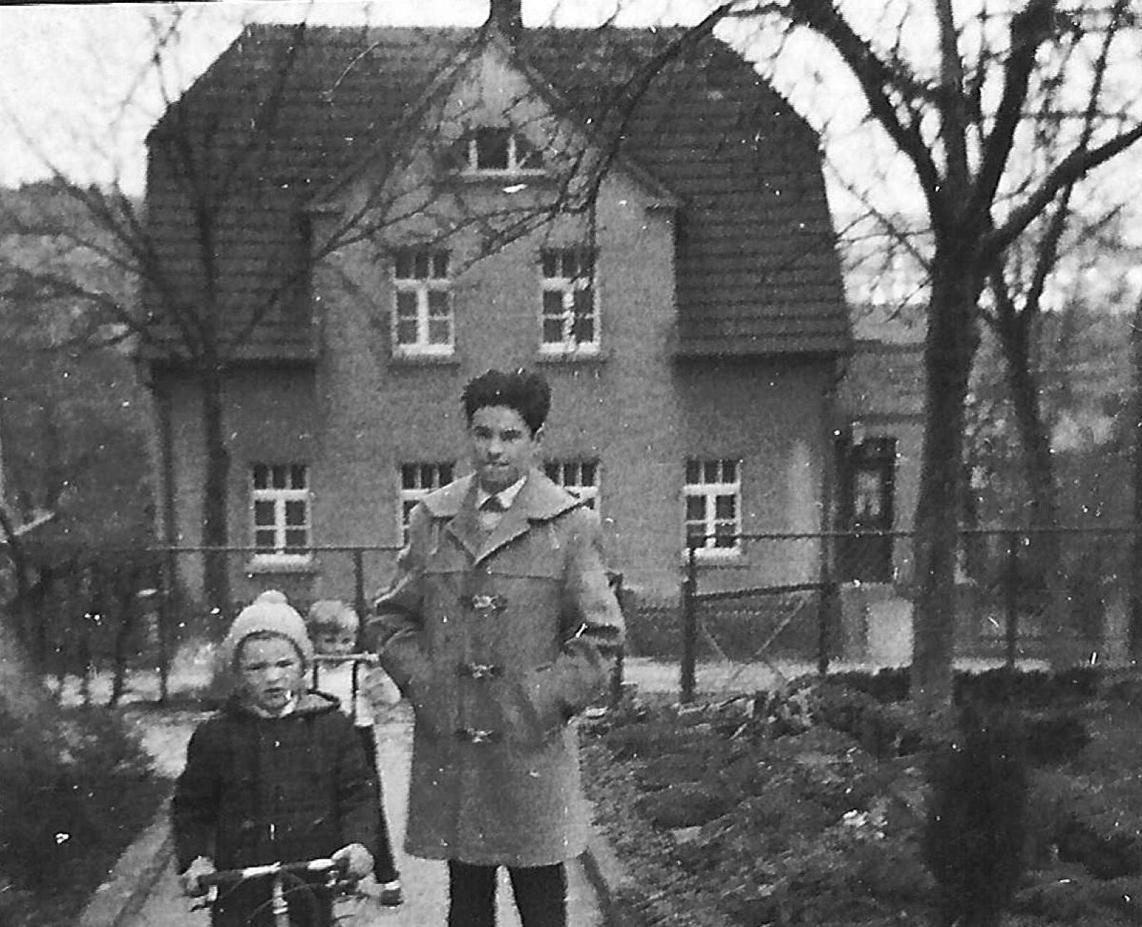 WH 1957 von Nietmann aus