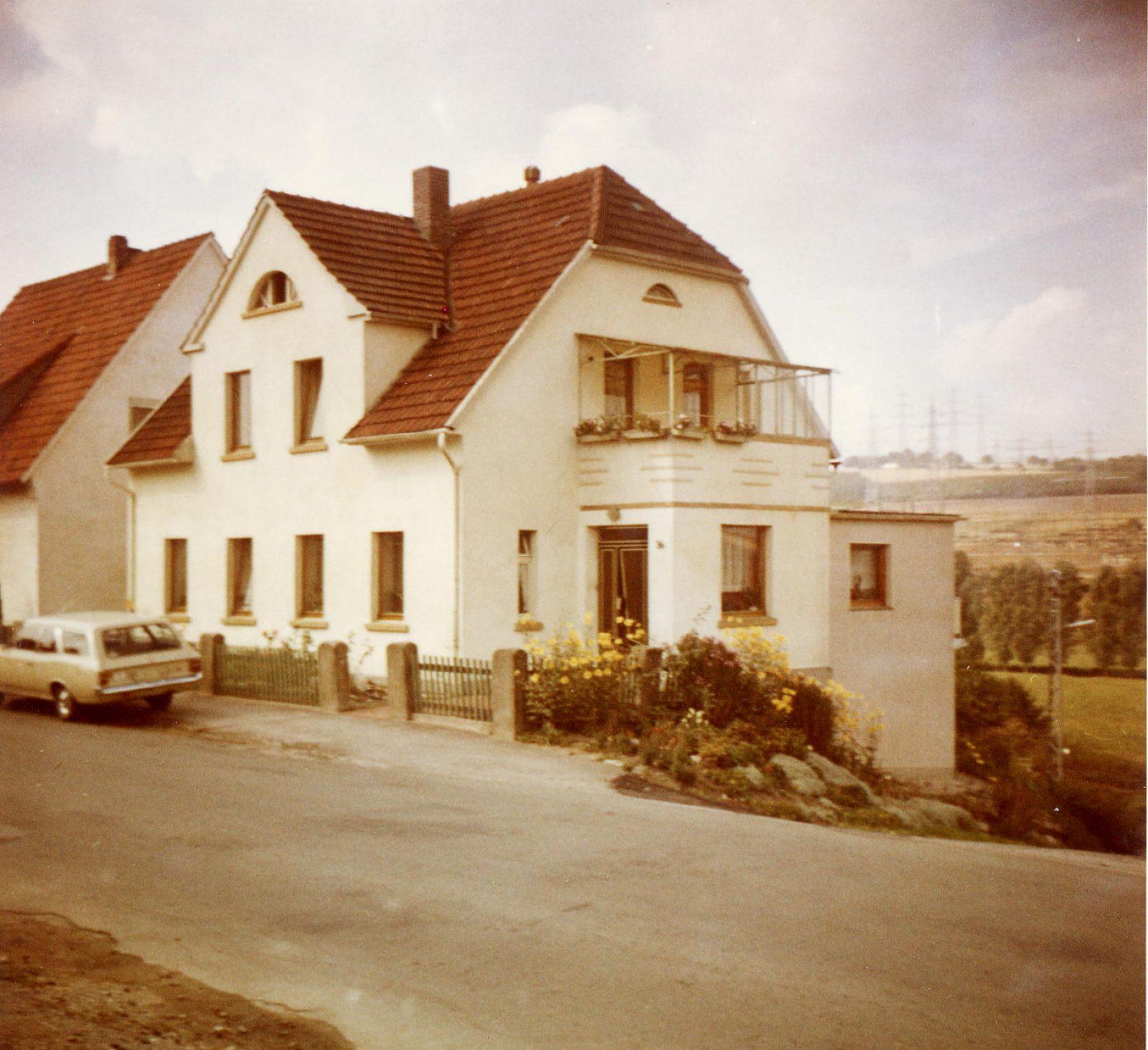WH 1971 Briloner Straße Haus Weber fw