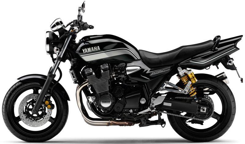 Yamaha XJR1300 2010 B