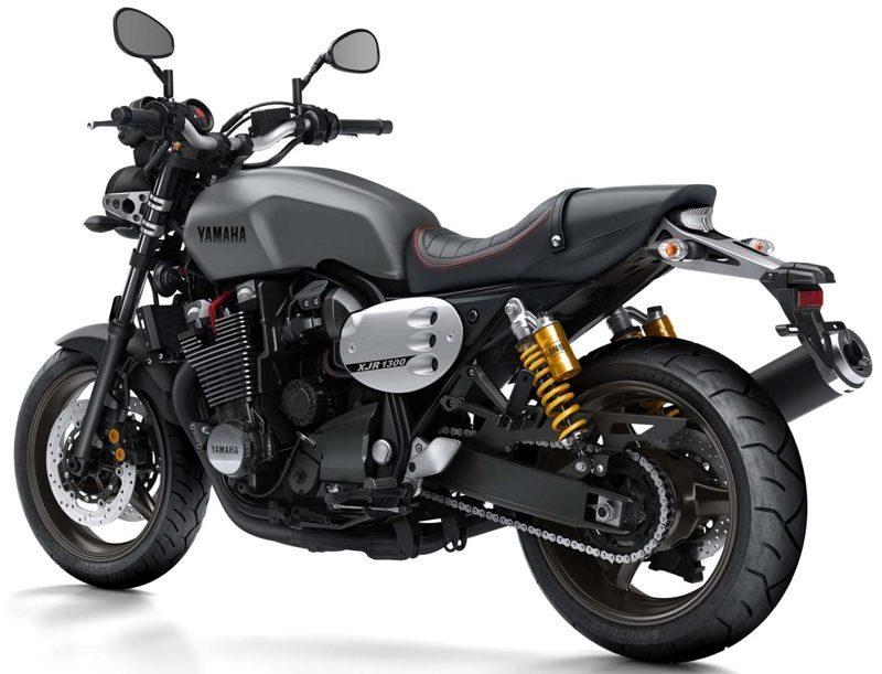 Yamaha XJR1300 2014 A