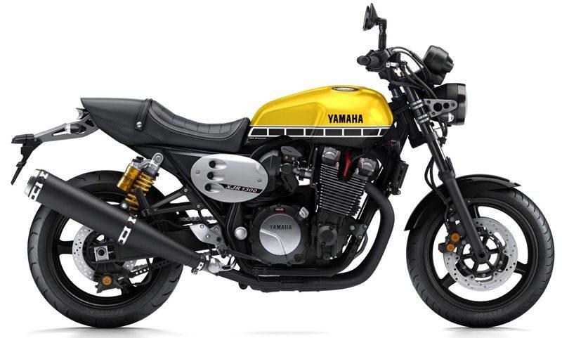 Yamaha XJR1300 2014 B
